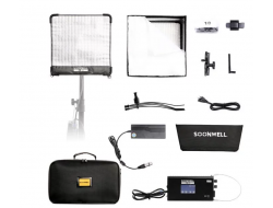 SOONWELL FB-11 (1x1 ft) Flex Bi-Color LED Light