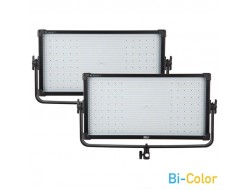 Z1200S ULTRACOLOR 1X2 İKİ RENKLİ LED PANEL 2-IŞIK TAKIMI